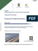 OPERA-CLIMA B Evaluare Sectoriala Energie_EN