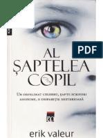 Erik Valeur - Al Saptelea Copil [v.0.5]