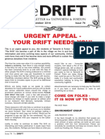 The Drift Newsletter for Tatworth & Forton Edition 076