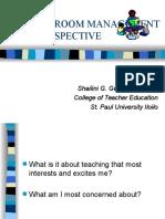 Chap 1 Intro Classroom Mtg