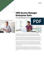 HP service Manager Enterprise