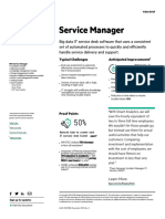 HP Service Manager