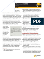 DS Symantec System Recovery 2013 En