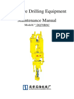 BPM TDS Maintenance Manual