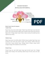 Bagian Bunga Sepatu Dan Fungsinya