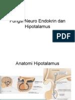 Fungsi Neuro Endokrin Dan Hipotalamus