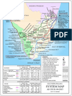 Railway Division Map