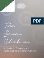 The Seven Chakras - Deepak Chopra