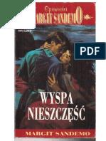 Sandemo Margit - Opowiesci 19- Wyspa Nieszczesc