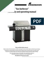 12794 Avalon Premium 4 Burner With Sb and Ros Instruction Manual