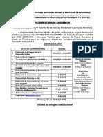 Convocatoria Docentes UNAMBA 2015