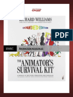 SPARX Animation List
