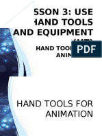 Hand Tools for Animation.pptx