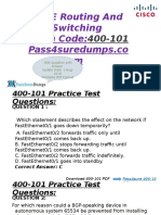 400-101 Exam With the help of Pass4sure Dumps