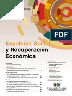 Expulsión Social y Recuperación Económica 2016