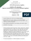 United States v. Benitez, Appeal of Alfredo Peralta-Matos, 920 F.2d 1080, 2d Cir. (1990)