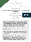 Jacob Freeman, Bernard S. Brown, and Robert L. Garner v. National Broadcasting Company, Inc., 80 F.3d 78, 2d Cir. (1996)