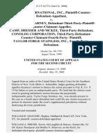 Viacom International, Inc., Plaintiff-Counter-Defendant-Appellant v. Michael W. Kearney, Defendant-Third-Party-Plaintiff-Counter-Claimant-Appellee, Camp, Dresser and McKee Third-Party-Defendant, Conolog Corporation, Third-Party-Defendant-Counter-Claimant-Fourth-Party- Taylor Forge Stainless, Inc., Fourth-Party-Defendant, 212 F.3d 721, 2d Cir. (2000)