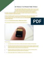 Cara Memperbaiki Kartu Memori HP Yang Rusak1