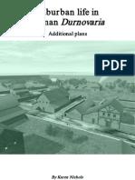 Roman Durnovaria - 18 Plans