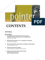 POINTER V31N2 Training Expert Decision Makers