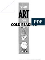 The Art of Cold Reading 1 - Nelson_ Robert