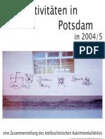 Rechtsextremismus in Potsdam 2005