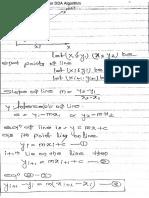 2.1. Dda and Bresenham's Algorithms
