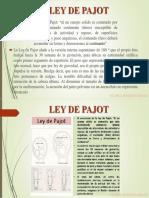 Ley de Pajot