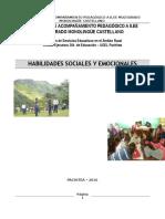 Separata de Habilidades Sociales