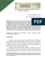 Artigo ComplO Jornal La Provincia di Bolzano e as concepções de evidência e empatia histórica em sala de aula