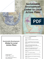 Sustainable Development - Global to Local