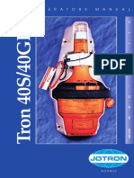Jotron Tron 40S