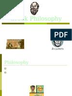 Global i - Greek Philosophers