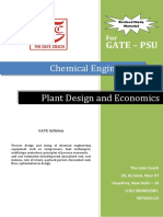 Plant Design and Economics Sample Chapters