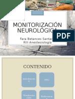 Monitorizacion Neurologica Fara