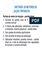 Aula - Partida, Classificação e Aplicação de Motores de Indução [Modo de Compatibilidade] (1)