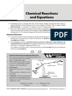 Chapter 1 Chemical Reactions and EquationsPreview