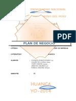 Plan de Negocio Tre