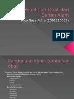 Penelitian Obat dari Bahan Alam.pptx