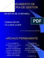 Plan de Auditoria de Gestion Caraveli AHM