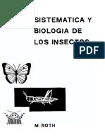 Manual de Insectos