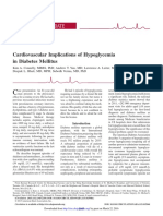 Cardiovascular Implications of Hypoglycemia in Diabetes Mellitus (2015)