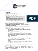 Article Writing - Task 6 - Taking a Gap Year - Careers