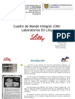 Cuadro de Mando Integral Lab Lilly