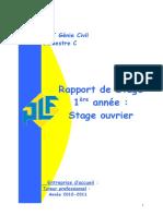 Document 004 Rapport BTP