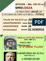 Pre Socraticos