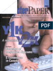 2000-01 the Computer Paper - BC Edition