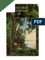 Mikloucho - Maclay New Guinea Diaries