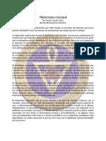 Misticismo Racional - May70 - Cecil a. Poole, F.R.C.